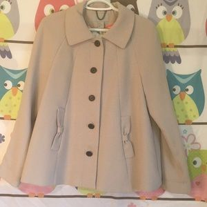 H&M short coat size 10. New with tags